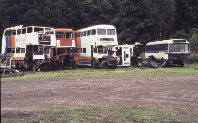 Stagecoach, Spittalfield 1980 (2)